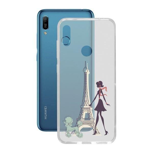 Protection pour téléphone portable Huawei Y6 2019 Flex France TPU