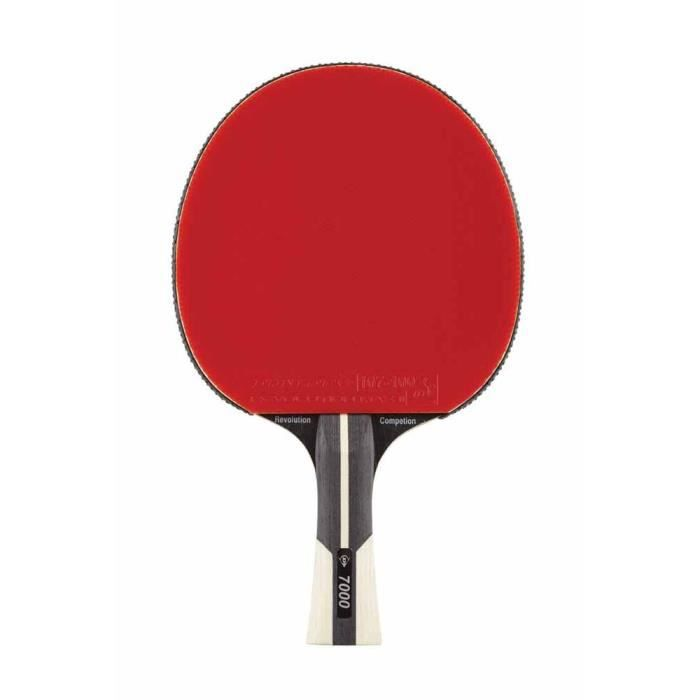 DUNLOP Raquette de tennis de table Revolution 7000