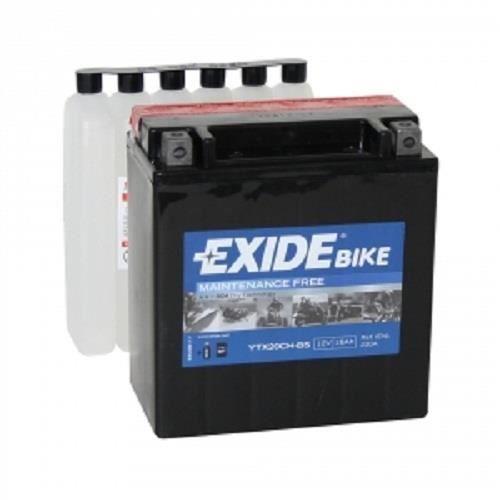 Batterie moto 12 v 18 ah YTX20CH-BS