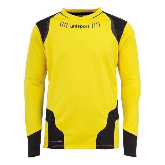Maillots de gardien de but Uhlsport Ergonomic Gk Shirt L/s Corn