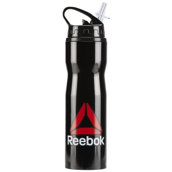 Gourde Reebok Metal - 750ml - noir - TU