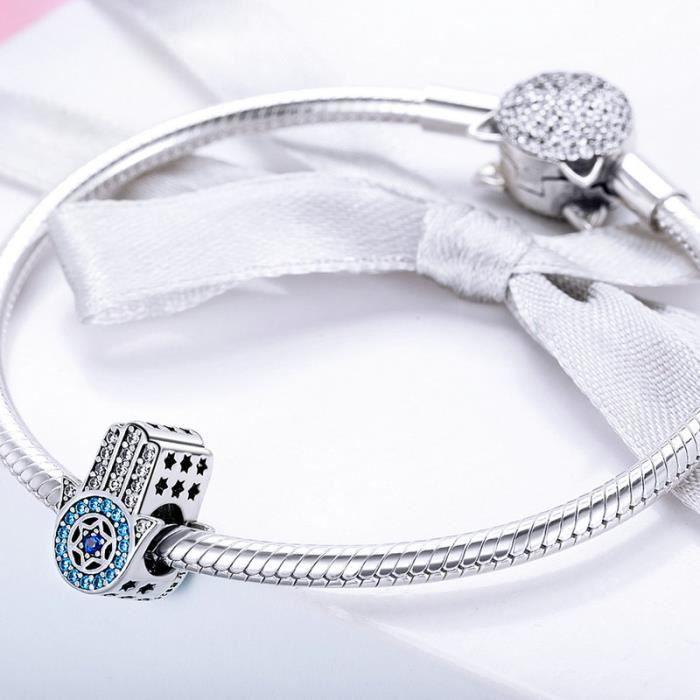 coeur pandora pour bracelet