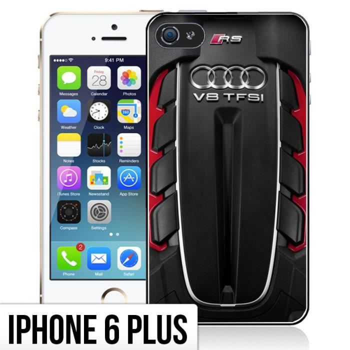 coque audi iphone 6 plus