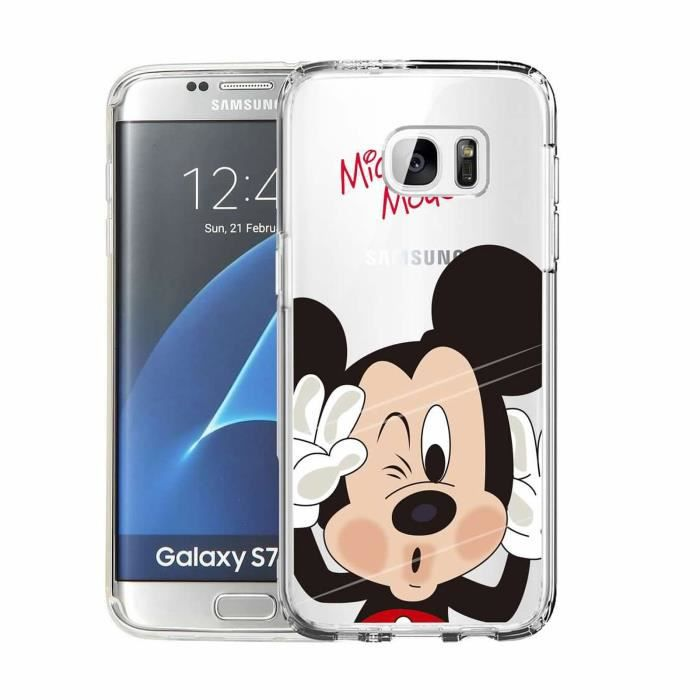 coque galaxy s6 edge mignon