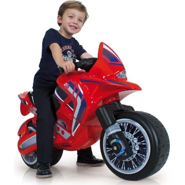 INJUSA Porteur moto enfant Foot To Floor