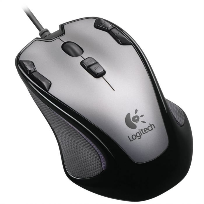 logitech souris filaire gaming mouse g300 prix pas cher cdiscount. Black Bedroom Furniture Sets. Home Design Ideas