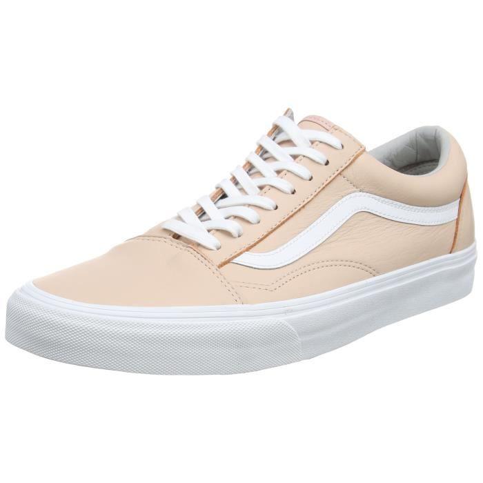 chaussures vans homme kaki