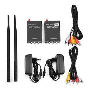 Récepteur audio Transmetteur AV audio / vidéo sans fil 2,4 GHz Ada