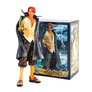 FIGURINE - PERSONNAGE Figurine One Piece Shanks 24CM Model Haoushoku Hak