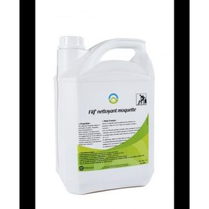 NETTOYAGE SOL Shampoing moquette injection extraction (5 Litres)
