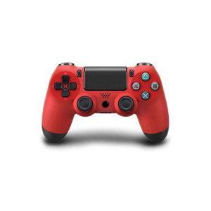 MANETTE JEUX VIDÉO JCU® Manette de Jeu PR PS4 PS3 DualShock Gampad Bl
