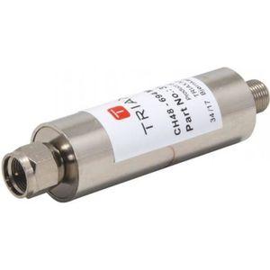 REPETEUR DE SIGNAL TRIAX TLP 048 Filtre LTE 700 MHz Canal cx. 48-69 T