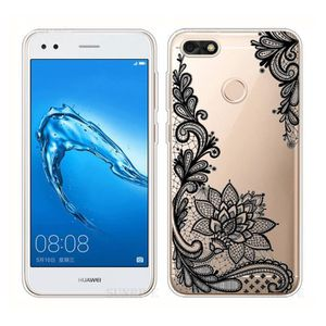 coque transparent huawei y6 2017