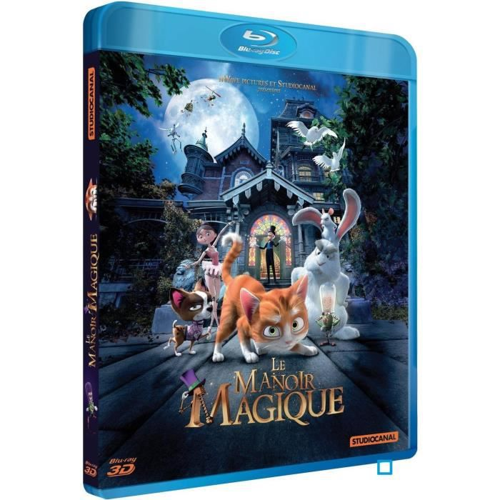 Le Manoir magique (French Edition)
