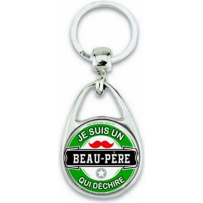 Porte-Cles - Etui A Cle - Angora - Porte-clés Beau père
