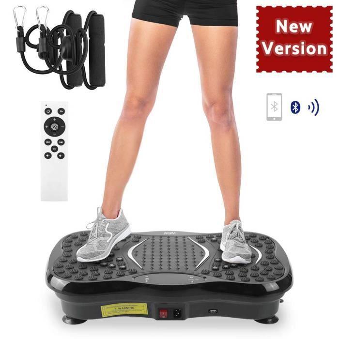 AGM® Plateforme Oscillante Appareil d'entraînement à vibrations