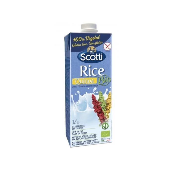 Boisson riz & quinoa 1l - Riso Scotti