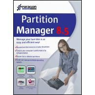 Partition Manager 8.5 Personal Edition