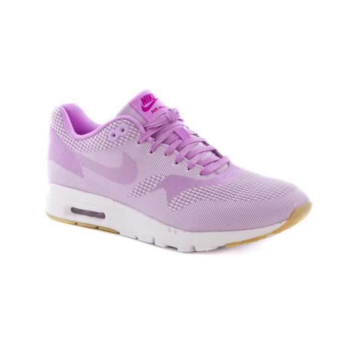 Basket Nike air max 1 ultra jacquard fuschia.