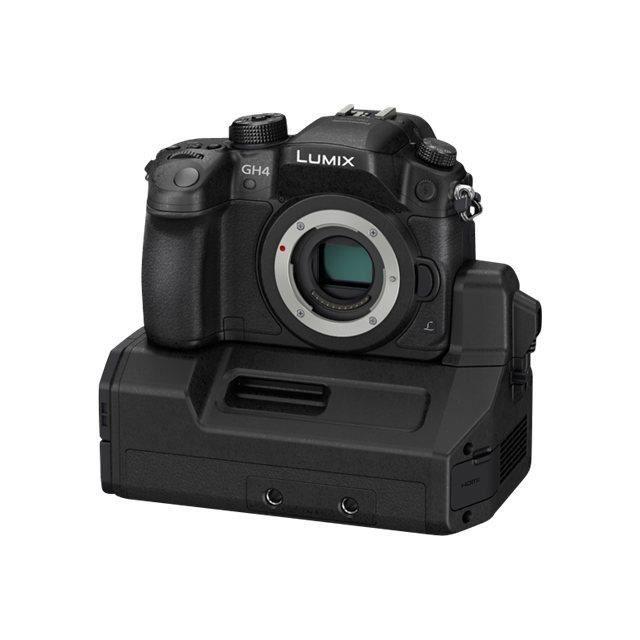 APPAREIL PHOTO HYBRIDE Panasonic Lumix G DMC-GH4 Appareil photo numérique