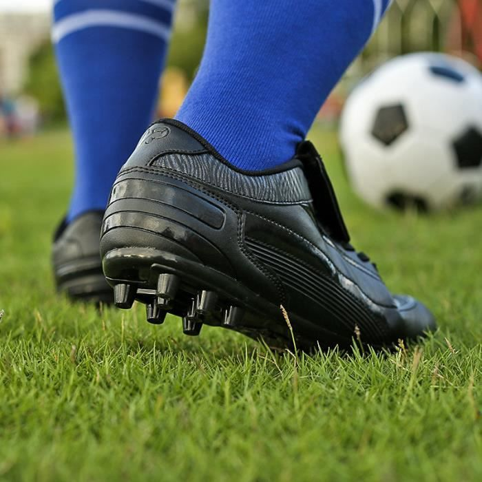 Professionnel Chaussures de Football En Plein Air Étanche Unisexe Athletic Formation Football Chaussures Sneakers