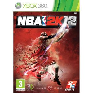JEU XBOX 360 NBA 2K12 / Jeu console X360