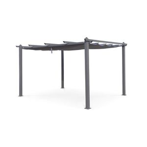 pergola 4x4 achat vente pergola 4x4 pas cher cdiscount. Black Bedroom Furniture Sets. Home Design Ideas