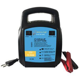 CHARGEUR DE BATTERIE Chargeur de batterie voiture automatique 12A 12V c