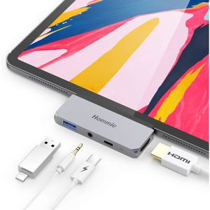 HUB Adaptateur Hub USB Type-C avec Port de Charge USB