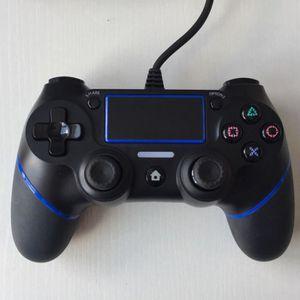 MANETTE JEUX VIDÉO Manette Filaire USB PS4 Pour Sony PS4 Playstation