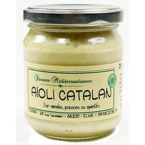 TAPENADE Aïoli Catalan 180 gr
