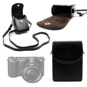 COQUE - HOUSSE - ÉTUI Etui pour appareil photo Sony DSC-HX50 3D, WX300,