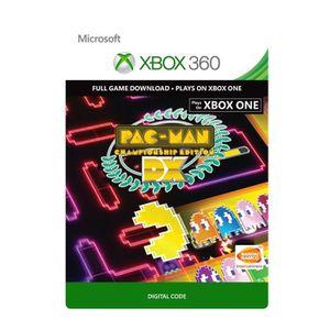 JEU XBOX 360 À TÉLÉCHARGER Pac-Man - Championship Édition - DX Jeu Xbox 360 à
