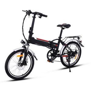 VÉLO ASSISTANCE ÉLEC Vélo électrique montagne 22-30 km/h 8AH/36V 250W 2