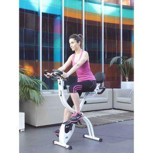 VÉLO D'APPARTEMENT ION Fitness  AXEL FI022 vélo d'appartement pliable