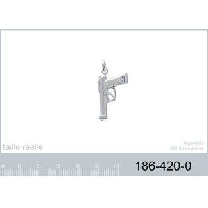 PENDENTIF VENDU SEUL Pendentif Argent - Femme/Homme - 15mm/20mm