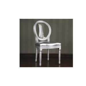 Chaise Medaillon Transparent