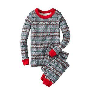 PYJAMA Noël en famille Kid Pyjama Garçon Fille de neige c