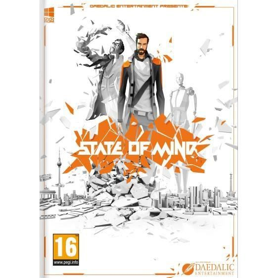State of Mind Jeu PC
