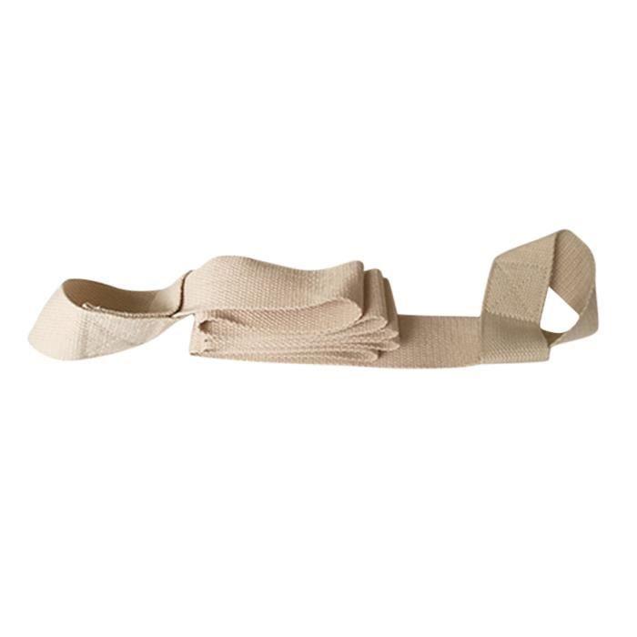 Fitness Yoga mat sling épaule porter sangle ceinture sangle yoga colonne sangle bande réglable ZEN90906207A_moc