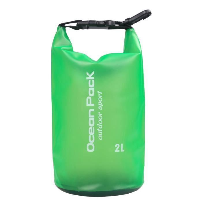 Sac de voile de voile de kayak de rafting de sport en plein air de sac sec imperméable de PVC