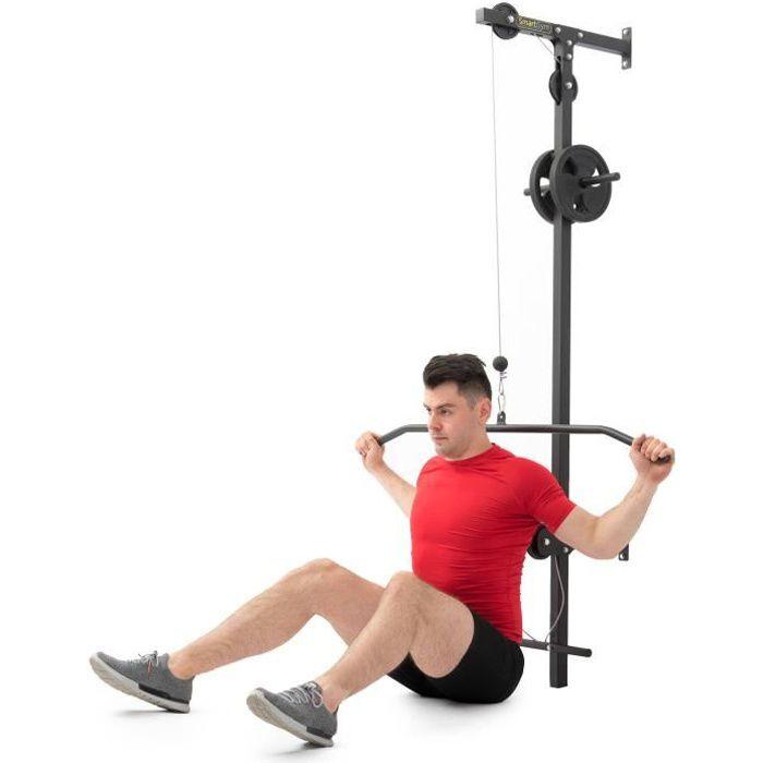Marbo Sport Accessoires de fitness pour tirage latéral mural SG-17