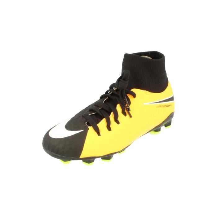 Nike Junior Hypervenom Phelon 3 Df FG Football Boots 917772 Crampons football
