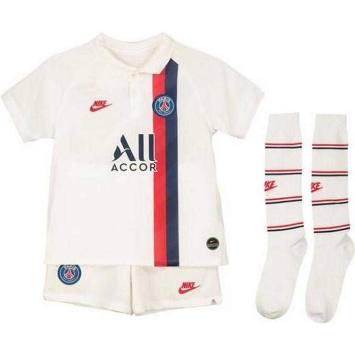 Mini-Kit Officiel Enfant Nike PSG Paris Saint-Germain Third Saison 2019-2020