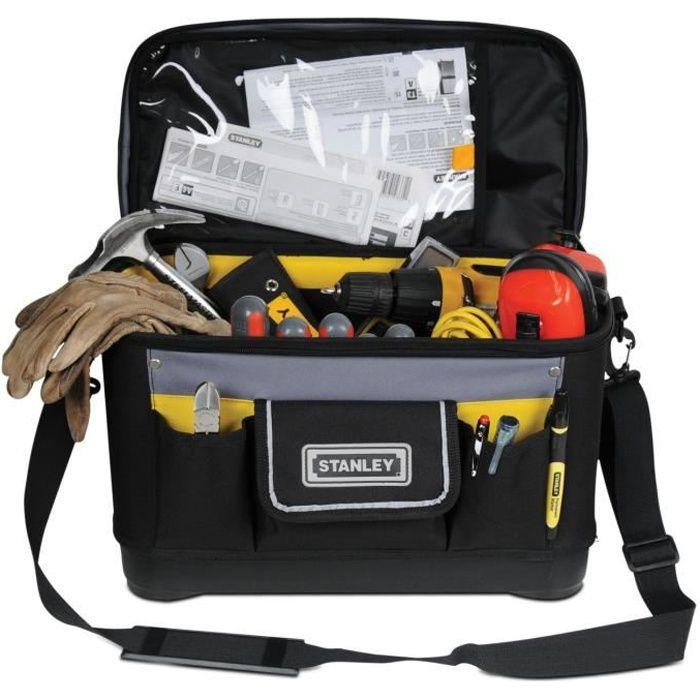 STANLEY Sac à outils rigide 40cm vide