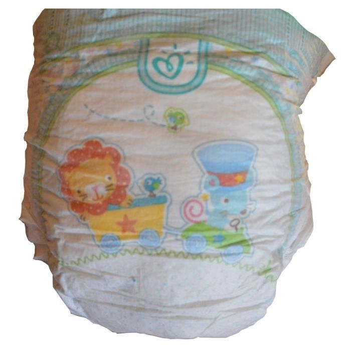 100 couches pampers de 5 10 kg achat vente couche 4250269821939 cdiscount - Couche naissance pampers ...