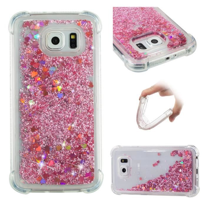 coque samsung galaxy s6 amour