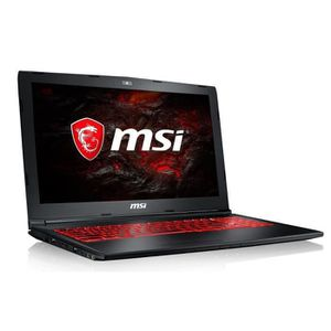 ORDINATEUR PORTABLE MSI PC Portable Gamer GL62M 7REX-2056XFR - 15,6