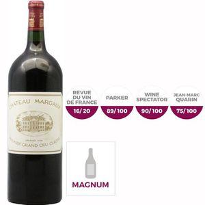 VIN ROUGE Magnum Château Margaux 1993 Margaux Grand Cru - Vi