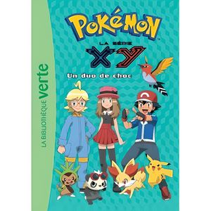 Livre 9 -12 ANS Pokémon : la série XY Tome 21